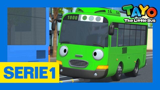 Tayo El Pequeño Bus la Serie 1 EP4 - Buenos Amigos