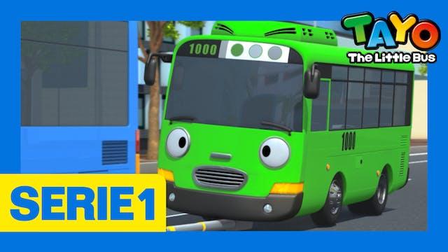 Tayo El Pequeño Bus la Serie 1 EP4 - ...
