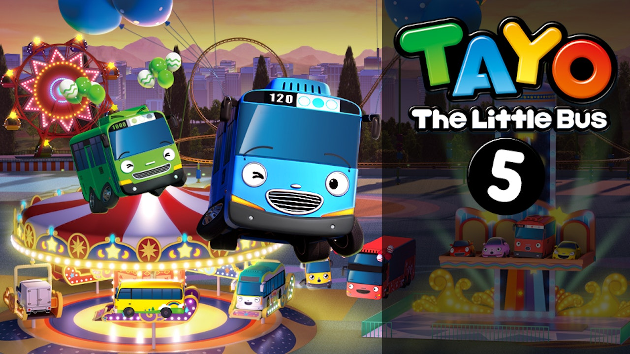 Tayo the Little Bus (Season5)