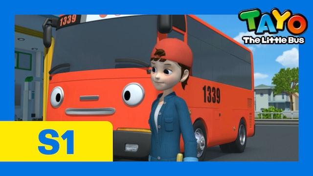 Tayo the Little Bus S1 EP10 - Hana and Gani