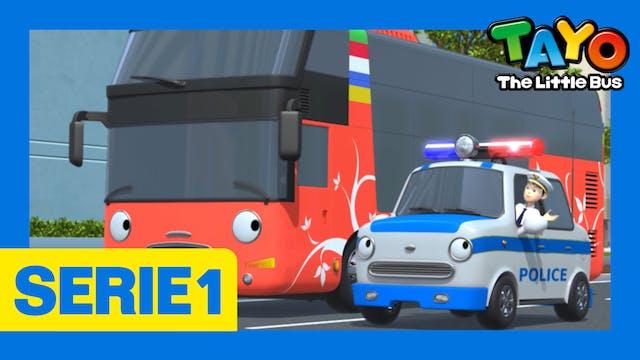 Tayo El Pequeño Bus la Serie 1 EP6 - ...