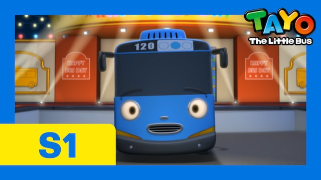 Tayo the Little Bus S1 EP26 - Tayo is the best