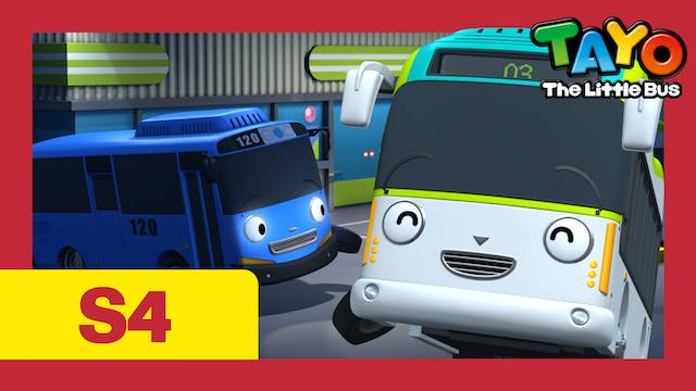 Tayo the Little Bus S4 EP6 - You are ...