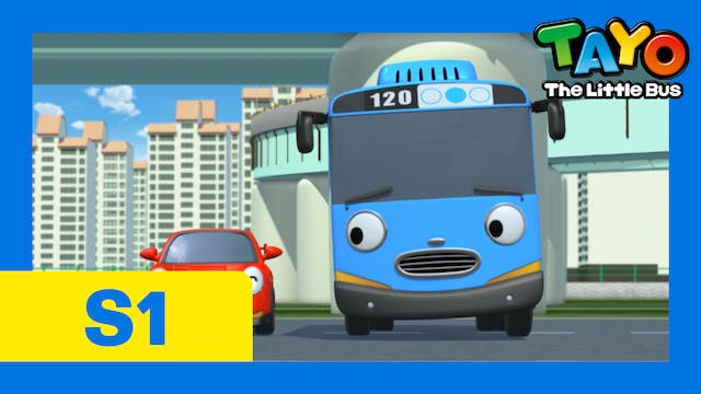 Tayo the Little Bus S1 EP11 - I want ...