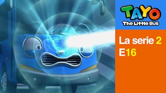 Tayo El Pequeño Bus la Serie 2 EP16 - El pequeño Tayo