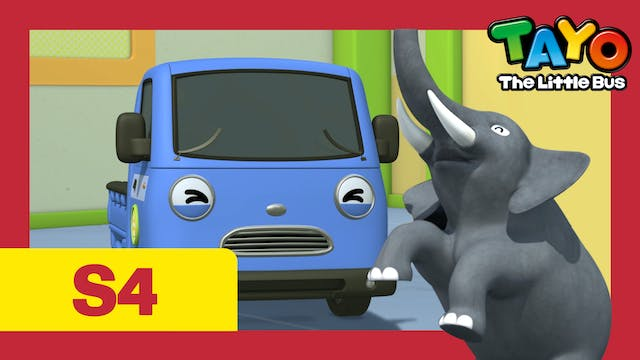 Tayo the Little Bus S4 EP3 -  Please ...