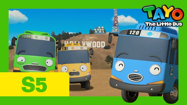 Tayo the Little Bus S5 EP15 - The Lit...