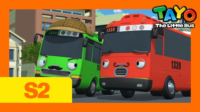 Tayo the Little Bus S2 EP22 -  Prank Call Madness
