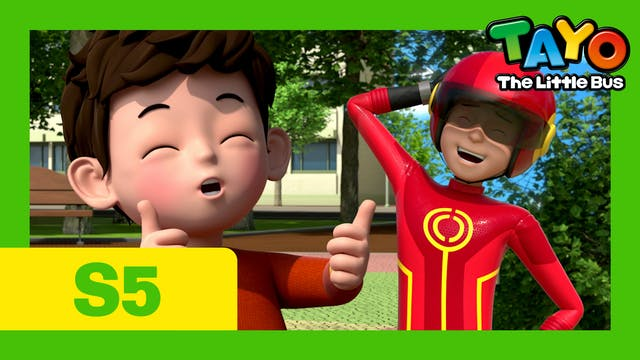 Tayo the Little Bus S5 EP10 - Surpris...