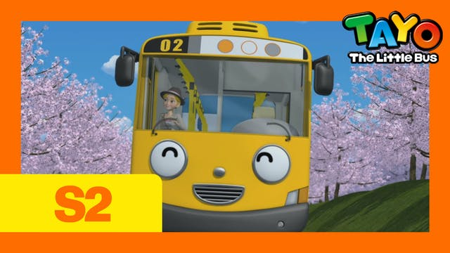 Tayo the Little Bus S2 EP14 - Lani th...