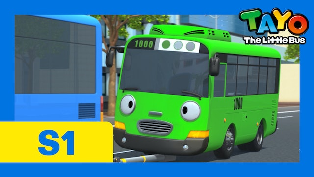 Tayo the Little Bus S1 EP4 - Good friends