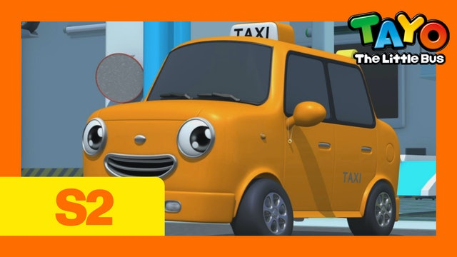 Tayo the Little Bus S2 EP8 - Nuri's Worst Day