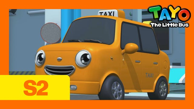 Tayo the Little Bus S2 EP8 - Nuri's W...