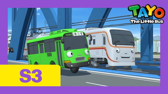 Tayo the Little Bus S3 EP20 - Ask Met...