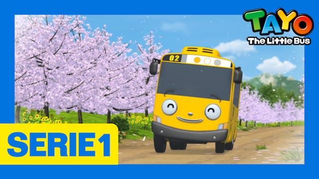 Tayo El Pequeño Bus la Serie 1 EP23 -...