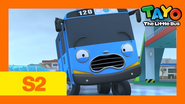 Tayo the Little Bus S2 EP25 - Tayo's ...