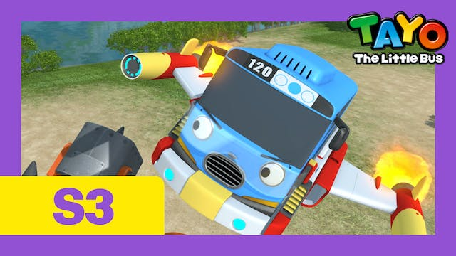 Tayo the Little Bus S3 EP24 - Tayo's ...