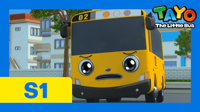 Tayo the Little Bus S1 EP19 - Lani's ...