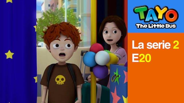 Tayo El Pequeño Bus la Serie 2 EP20 -...