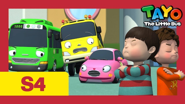 Tayo the Little Bus S4 EP2 - We are all friends