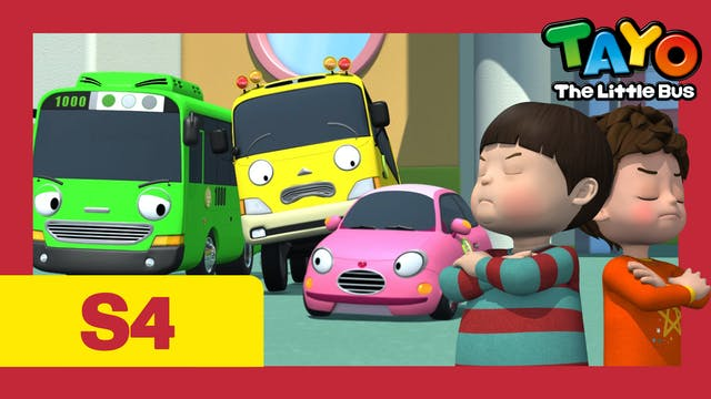 Tayo the Little Bus S4 EP2 - We are a...