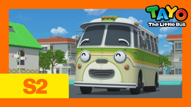 Tayo the Little Bus S2 EP13 - Cito's Secret