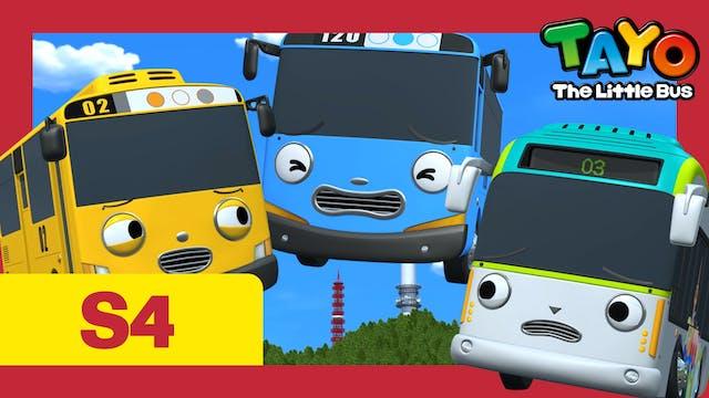 Tayo the Little Bus S4 EP11 - Peanut'...