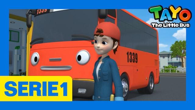 Tayo El Pequeño Bus la Serie 1 EP10 - Hana y Gani
