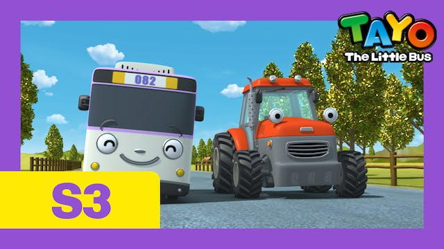 Tayo the Little Bus S3 EP7 - A weeken...