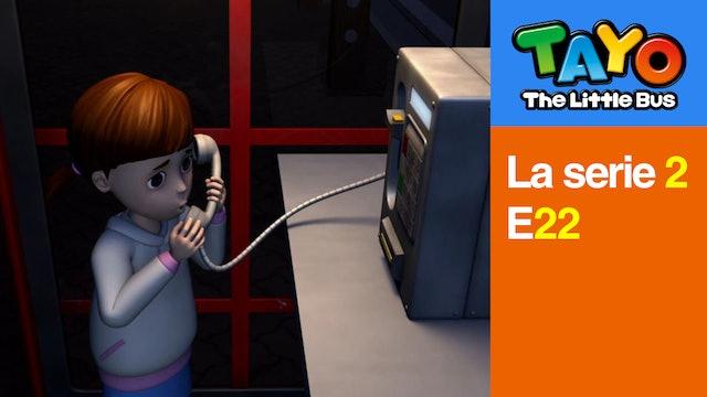 Tayo El Pequeño Bus la Serie 2 EP22 -  Las bromas telefónicas