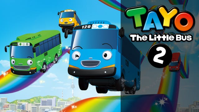Tayo the Little Bus  (Season 2)
