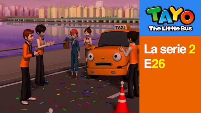Tayo El Pequeño Bus la Serie 2 EP26 - El día especial de Hana