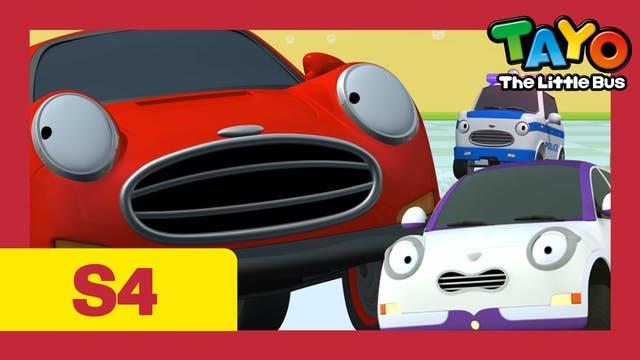 Tayo the Little Bus S4 EP9 - Thanks, ...