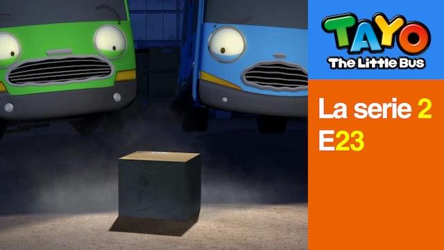 Tayo El Pequeño Bus la Serie 2 EP23 - Una noche tenebrosa