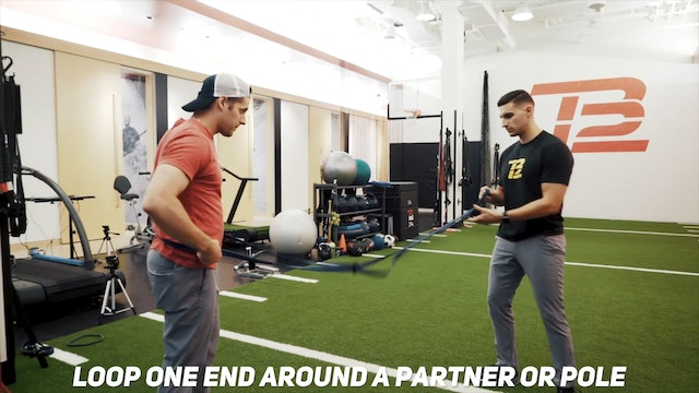 Soccer: Banded Give and Go | Speed of Sport