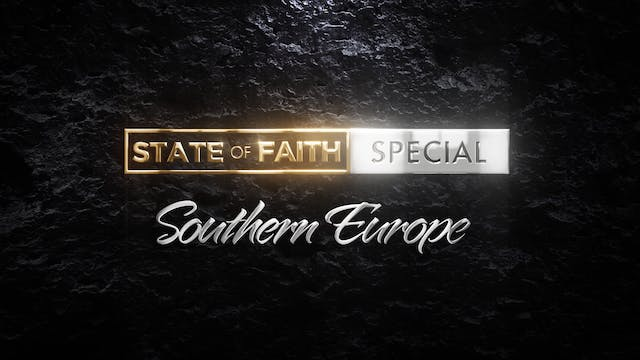 Praise | State of Faith: Southern Eur...