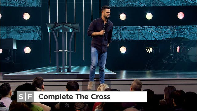 Complete the Cross Part 2