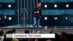 Video Image Thumbnail:Complete the Cross Part 2