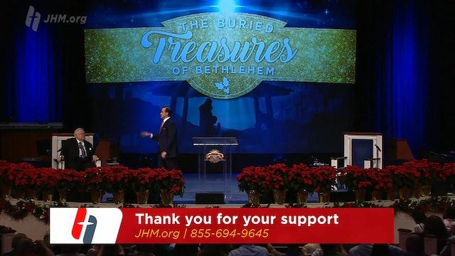 The Buried Treasure of Bethlehem