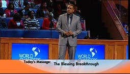 Video Image Thumbnail:The Blessing Breakthrough