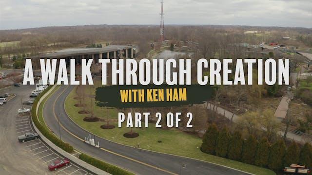 A Walk Through Creation with Ken Ham ...