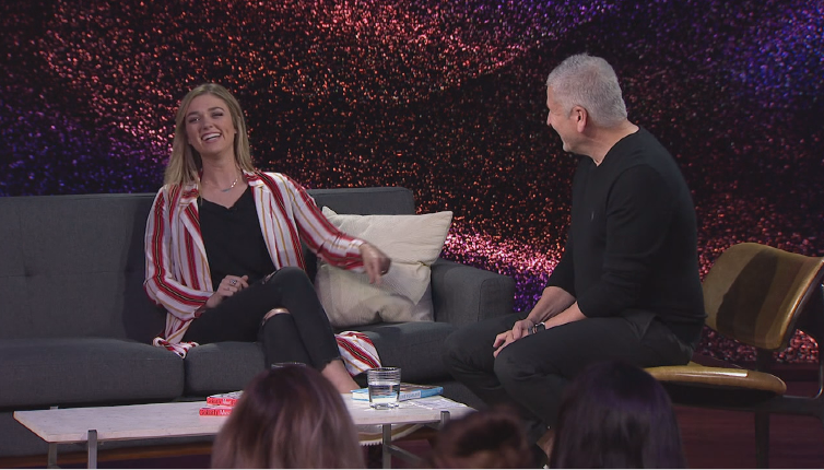 Watch Louie Giglio: Putting an X Through Anxiety