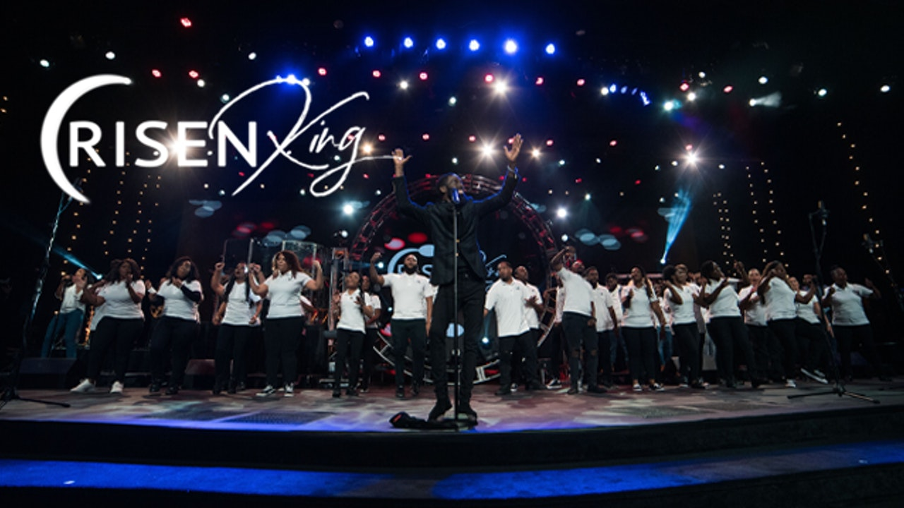 Risen King - An Easter Special with Tye Tribbett