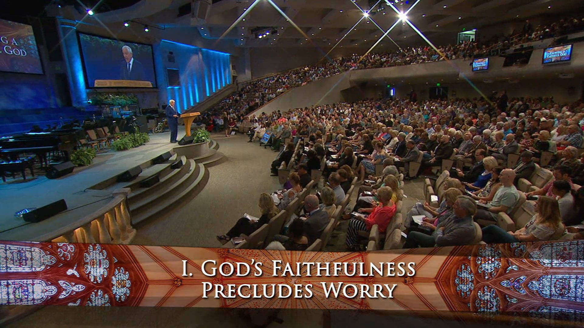 Watch Knowing a Faithful God
