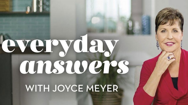 Joyce Meyer: Everyday Answers