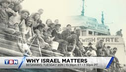 Video Image Thumbnail:Why Israel Matters Promo