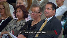 Video Image Thumbnail: What is the Greatest Commandment?