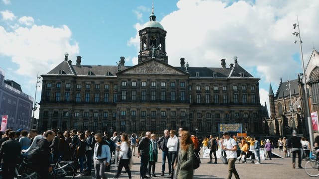 Amsterdam Final 2018