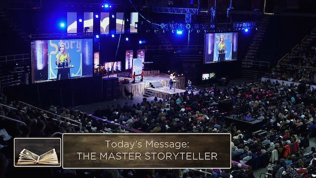 The Master Storyteller Part 2