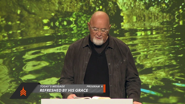 Refreshed By His Grace Part 1